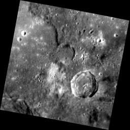 Mercury's Surface Variety