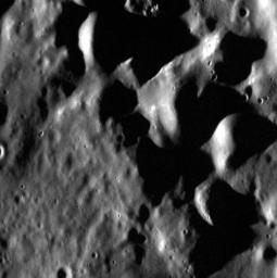 The Hills of Caloris
