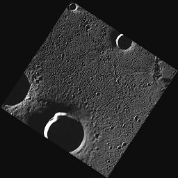 Radar-bright Craters in Goethe