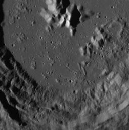 Crater Close-Up