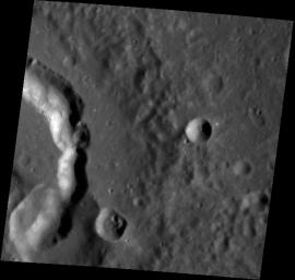 A Cubist's Crater