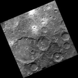 Where the Craters Have No Name
