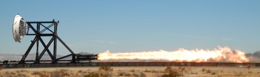 Sled tests will allow NASA's Low-Density Supersonic Decelerator Project, or LDSD, to test inflatable and parachute decelerators to slow spacecraft prior to landing.