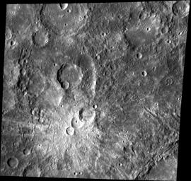 Snowmen on Mercury?