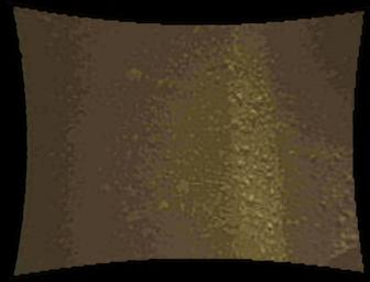 This color thumbnail image was obtained by NASA's Curiosity rover and is representative of the images acquired once the Curiosity rover was resting on the surface of Mars after touchdown.