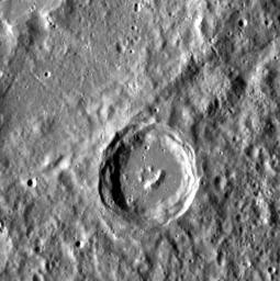 Happy Little Crater