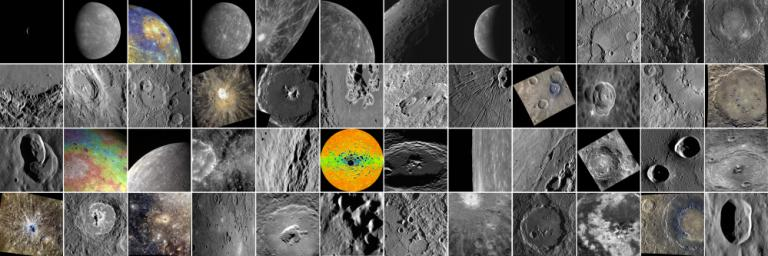 One Small Collection of Images, Many Giant Strides Forward for MESSENGER