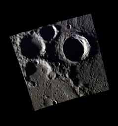 Craters Young and Old