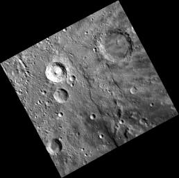 A Portrait of Copley Crater