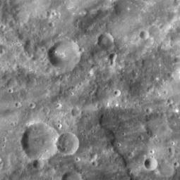 Guessing the Number of Craters in this Image