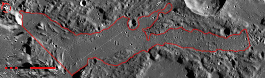 In Focus: Timgad Vallis