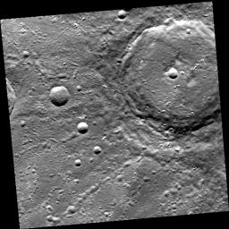 Chains: Craters Making More Craters