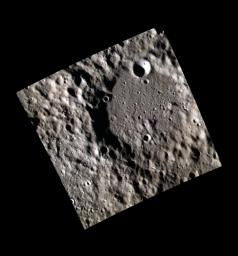 Mercury, a Planetary Punching Bag