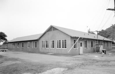 Building 11, one of the oldest buildings on lab, was once central administration building of NASA's Jet Propulsion Laboratory. It is now the Space Sciences Laboratory. This archival picture dates back to May 1943.