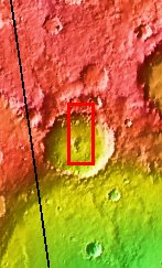 Context image for PIA01147 Craters on Crater