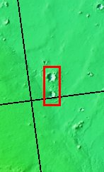 Context image for PIA01314 Two Craters