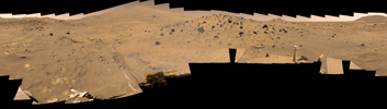 Right-eye view of a stereo pair for PIA01905
