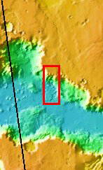 Context image for PIA02160 Landslide