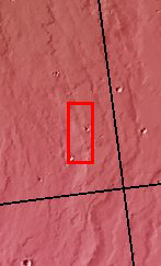 Context image for PIA03054 Lava Flows