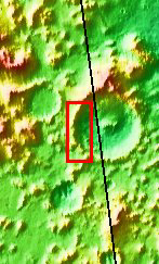 Context image for PIA03081 Gullies