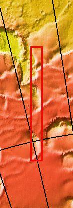 Context image for PIA03199 Polar Gullies
