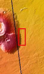 Context image for PIA03282 Tharsis Tholus