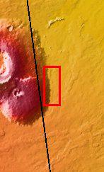 Context image for PIA03282 Tharsis Tholus