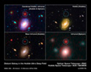 Figure 1 for PIA03542 Big Galaxy in Baby Universe