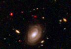 Near Infrared (Hubble) Figure 1 Bottom Left