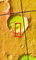Context image for PIA03580 Crater Dunes