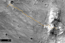 Click here for PIA03624 Annotated Spirit Traverse Map