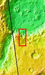 Context image for PIA03694 Holden Crater Delta
