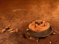 Click here for PIA06079 Huygens Landing Site Revisited animation