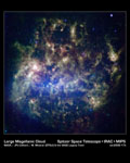 Click here for poster version of PIA07137 Large Magellanic Cloud