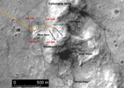 figure 1 for PIA07850: Spirit's Long Journey, Sol 450
