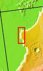 Context image for PIA08022 Unstable Dust
