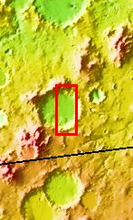 Context image for PIA08034 Landslide