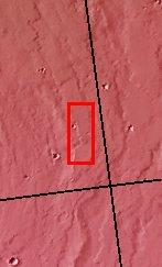 Context image for PIA08071 Arsia Mons Lava