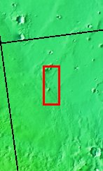 Context image for PIA08079 Small Dunes