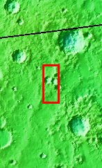Context image for PIA08088 Dust Slides