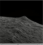 Click here for movie of PIA08404 Flight over Iapetus