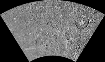 Click here for larger version of PIA08418 Unlabeled Evander Terrain Section