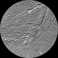 Click here for larger version of PIA08418 Unlabeled Aufidus Catena Terrain Section