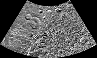 Click here for larger version of PIA08418 Unlabeled Latinus Terrain Section