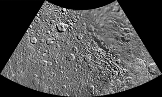 Click here for larger version of PIA08418 Unlabeled Clusium FossaeTerrain Section