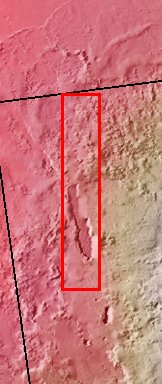 Context image for PIA08420 Lava Flow