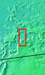 Context image for PIA08445 Ridges and Cracks