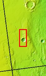Context image for PIA08479 Ejecta and Lava