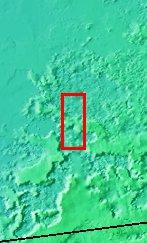 Context image for PIA08610 Arcuate Ridges