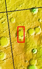 Context image for PIA08691 Crater Fill